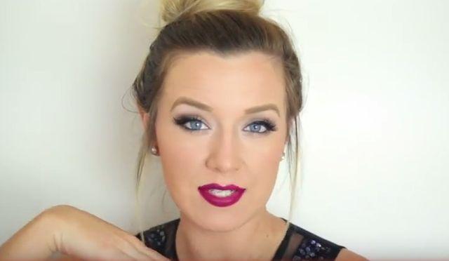 Nie masz pomysłu na makijaz sylwestrowy? Oto on (VIDEO)