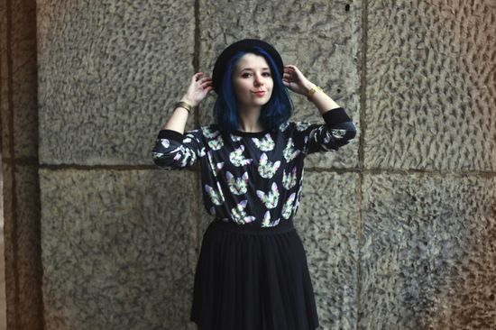 Wasze stylizacje: Weronika