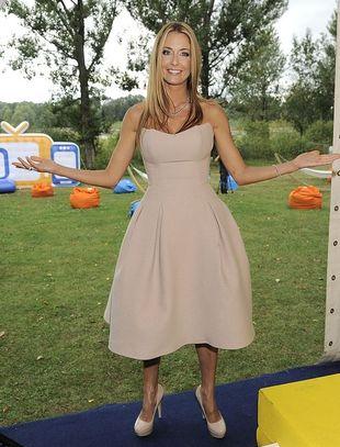 Rozenek sama zaprojektowała tę sukienkę (FOTO)