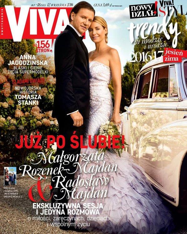 Małgorzata Rozenek i Radek Majdan jak Kim Kardashian i Kris Humphries?