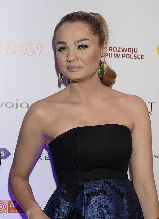 Małgorzata Socha nadal nie przyznaje się do botoksu