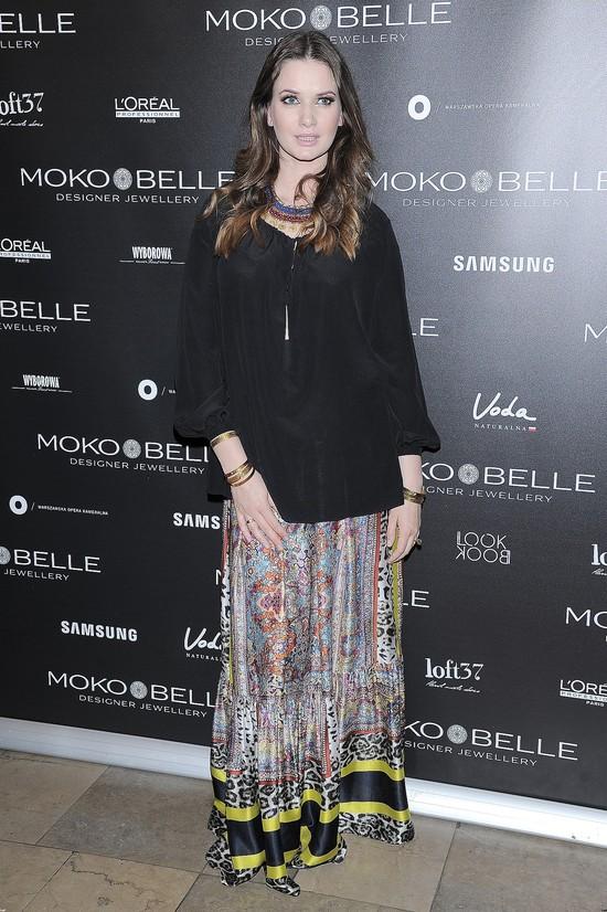 Karolina Malinowska przyznaje: Mam wielki brzuch