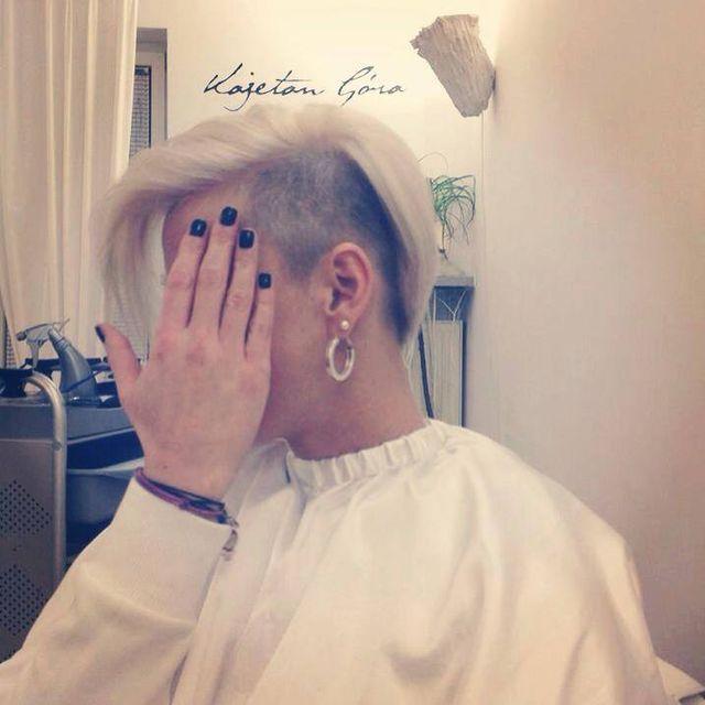 Nowa fryzura Marty Wiśniewskiej
