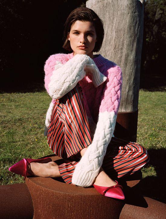 Mango Contemporary Outdoors - Grudniowy lookbook pełen modnych inspiracji