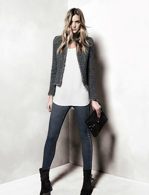 Mango lookbook listopad 2012
