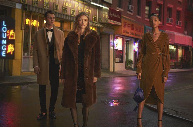 Mango Evening Campaign - Wieczorowo, elegancko i niezwykle kobieco na zimę 2017