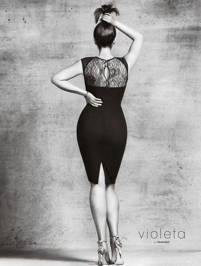 Robyn Lawley w kampanii linii plus size Mango! (FOTO)