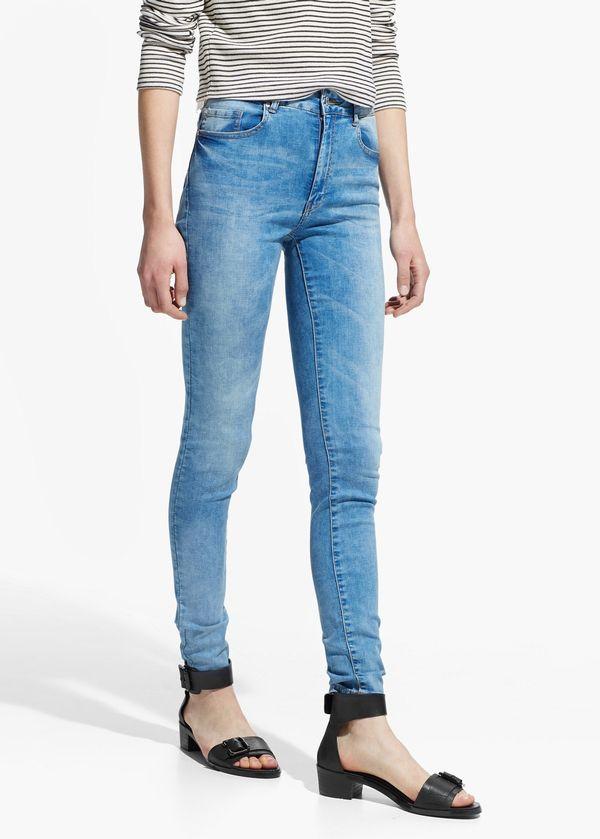 W poszukiwaniu idealnych jeansów - przegląd sieciówek (FOTO)