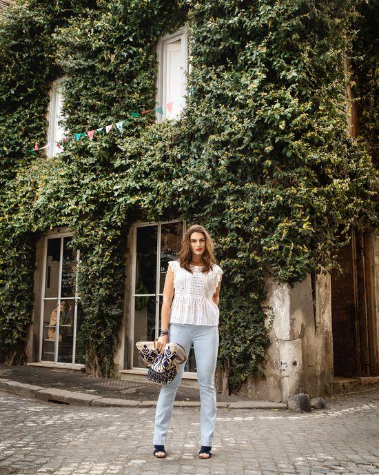 Mango Violeta Baci Da Roma - Moda plus size na lato 2016