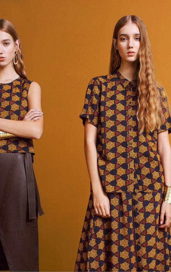 Mango Exotic Trip - Modna kolekcja w odcianiach ochry i...
