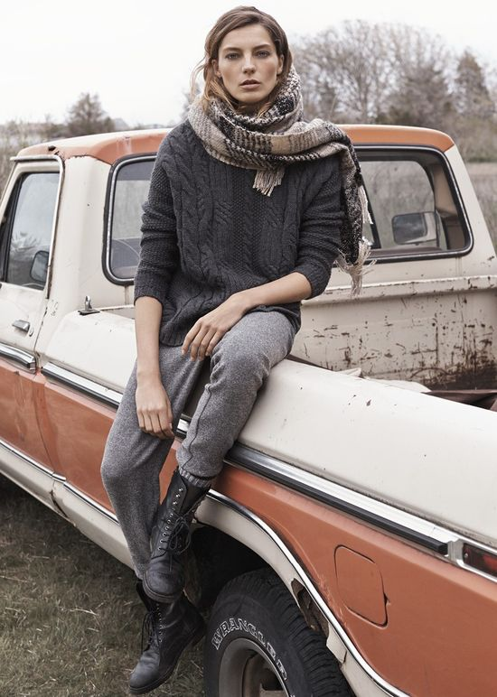 Mango - Moda na jesień i zime w nowym lookbooku! (FOTO)