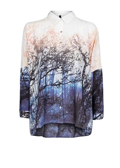 Mango - przegląd koszul jesień-zima 2013/14