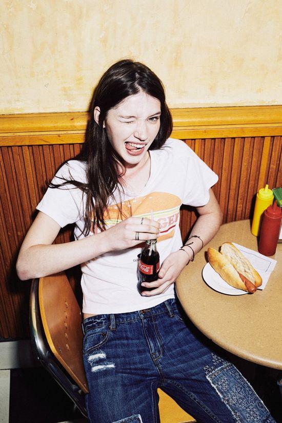 Mango Barcelona 24 hours - Młodzieżowa kolekcja na jesień