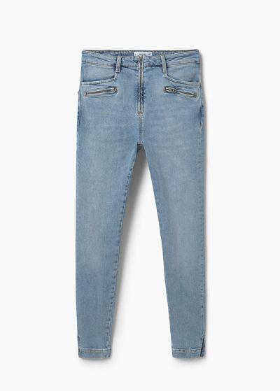 Modne jeansy - Przegląd obcisłych jeansów na wiosnę 2016