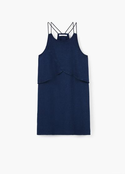 Sukienki z jeansu - Must have na wiosnę 2016