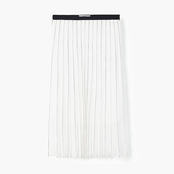 Spódnica midi w jasnym odcieniu - 10 propozycji z sieciówek [PRZEGLĄD]