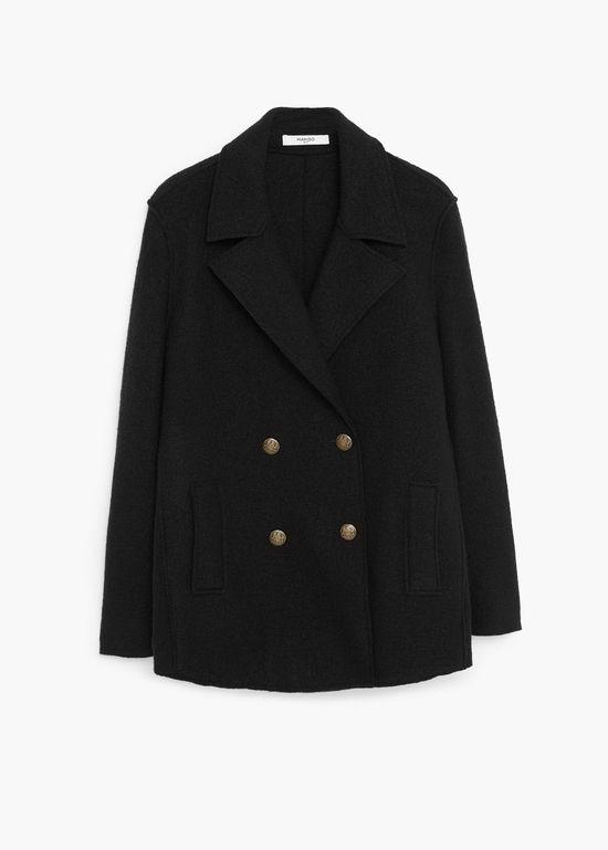 Płaszcz w stylu militarnym - Przegląd hitów z sieciówek