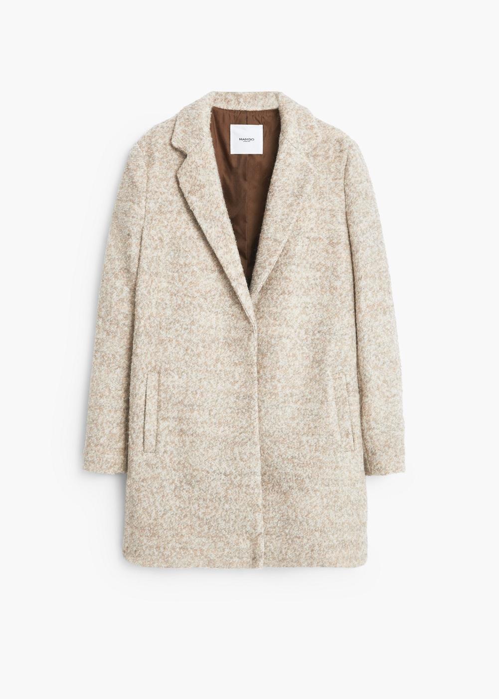 Beżowy płaszcz zimowy - Przegląd topowych propzycji z sieci