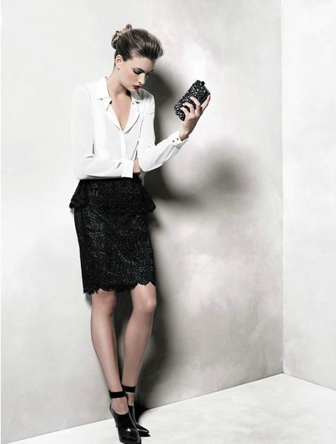Mango lookbook listopad 2012