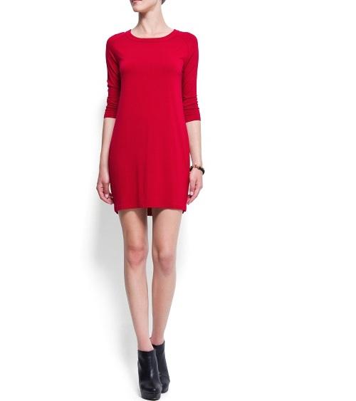 Przegląd czerwonych sukienek