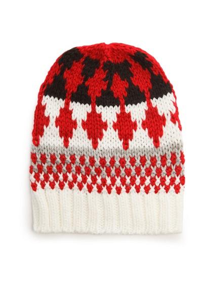 Mango - przegląd czapek i szalików jesień zima 2013/14