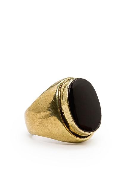 Duże pierścionki od Mango