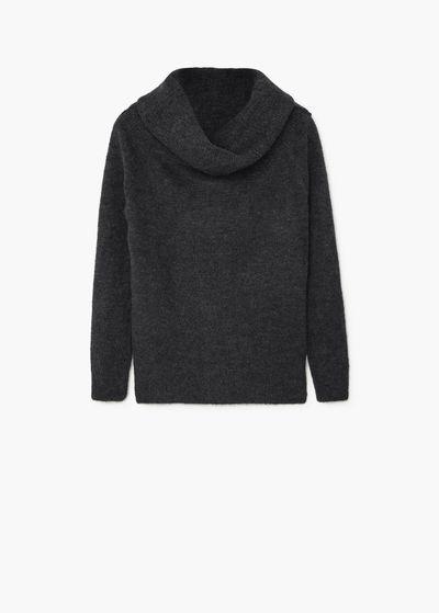 Szary sweter - Przegląd modnych propozycji z sieciówek