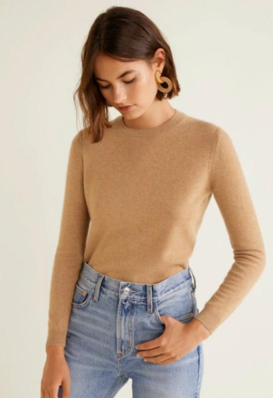 bbd45819f81d1 Ciepłe, beżowe swetry to hit na instagramie. Podpowiadamy, gdzie je  znajdziesz