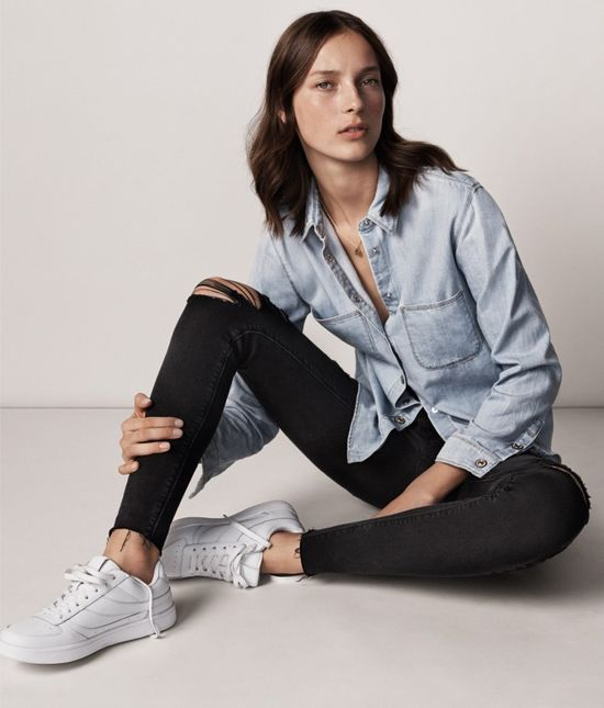 Mango Denim on Denim - Wiosenna jeansowa kolekcja sieci
