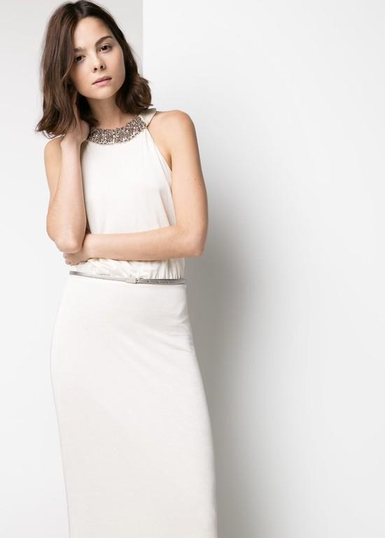 Sukienki wieczorowe od Mango - przegląd kreacji maxi (FOTO)