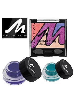 Letnia edycja kosmetyków Manhattan