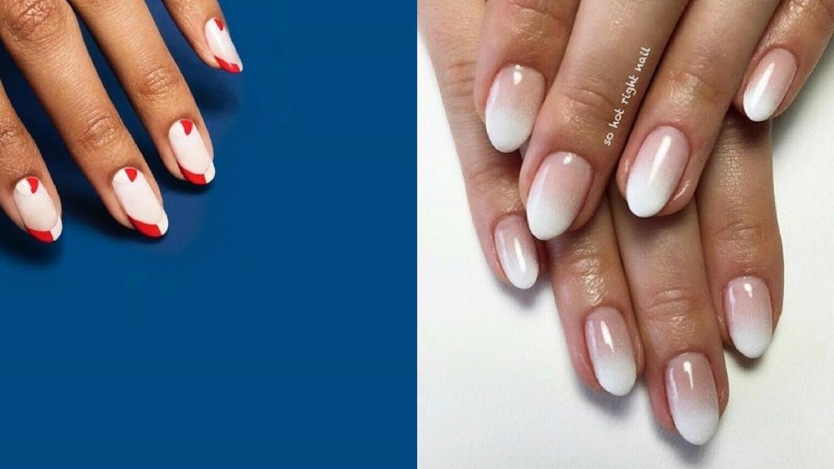 Manicure Francuski W Nowoczesnej Wersji Jak Zrobić Zeberkapl