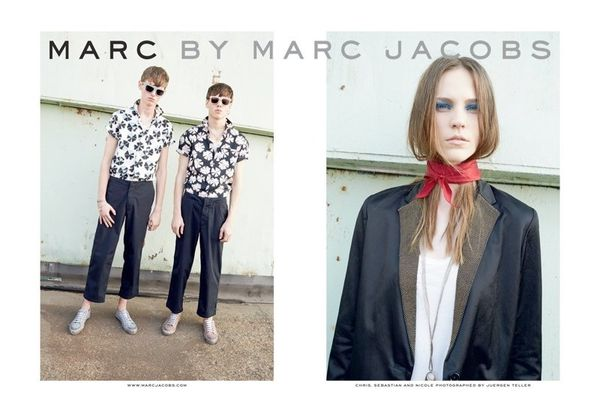 Marc by Marc Jacobs wiosna 2014