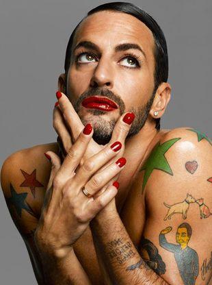 Marc Jacobs wypuszcza kosmetyki kolorowe