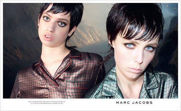 Marc Jacobs jesień-zima 2013