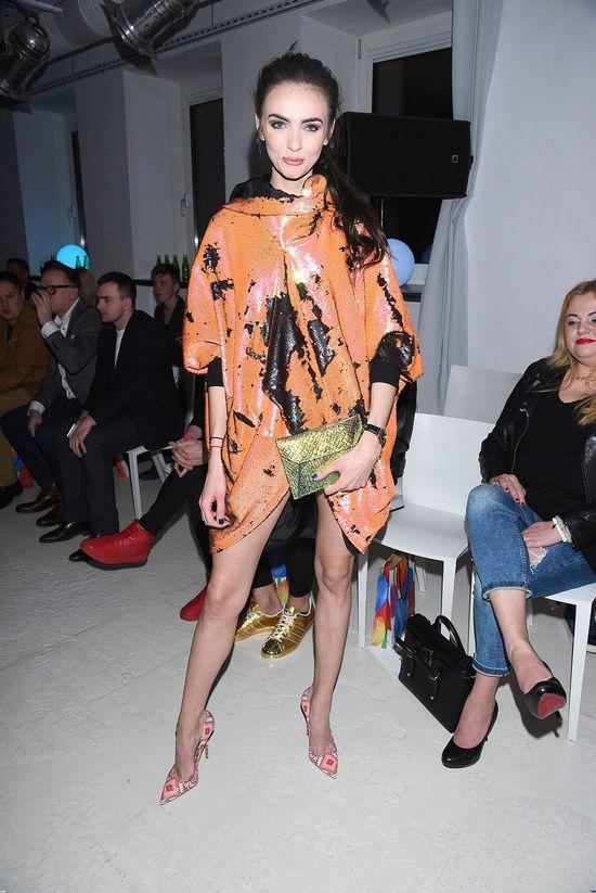 Marcela Leszczak z Top Model jest w ciąży (FOTO)