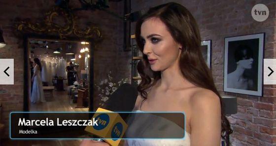Marcela Leszczak planuje zostać Aniołkiem Victoria's Secret