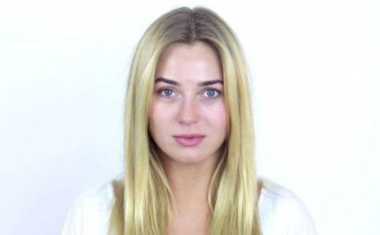 Marcelina Zawadzka bez grama makijażu! (VIDEO)