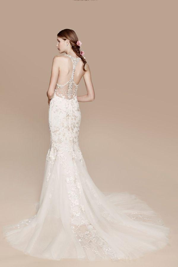 Zakochacie się w najnowszej kolekcji sukien ślubnych od Marchesy