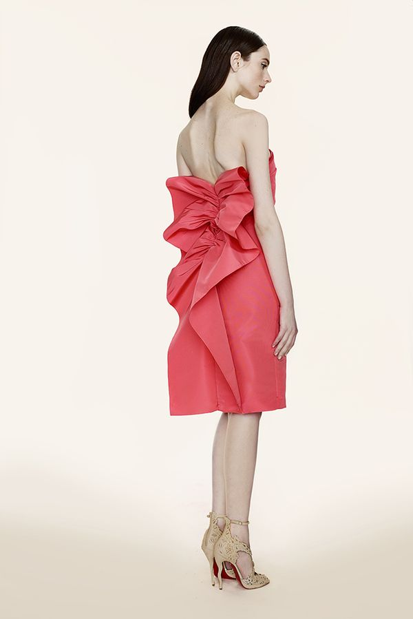 Kwiatowe inspiracje od Marchesa w kolekcji Resort 2016