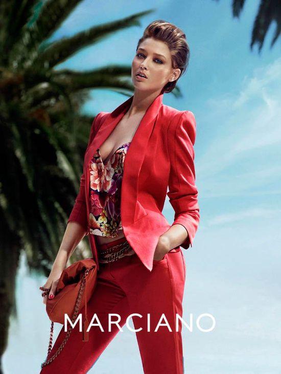 Kolorowa kolekcja Marciano dla Guess - wiosna 2014 (FOTO)
