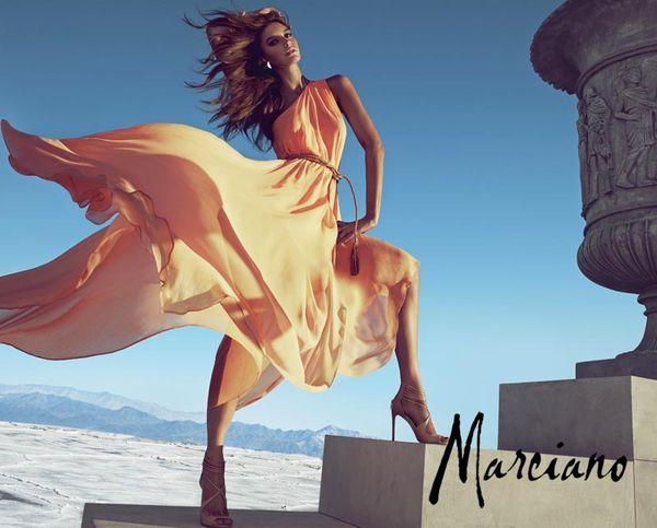 Wiosenno-letnia kampania Marciano