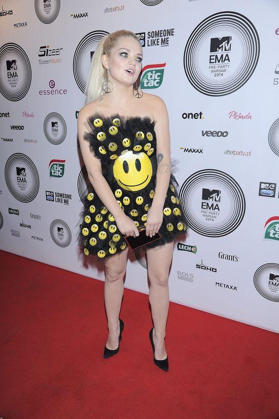 Tak wypadły stylizacje celebrytów na MTV EMA PRE-PARTY