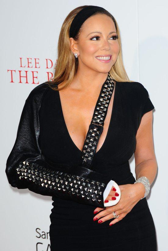 Mariah Carey w kreacji Toma Forda