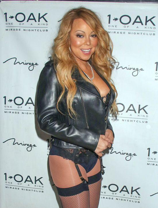 Nie wierzymy, że Mariah Carey pokazała się w... czymś TAKIM (FOTO)