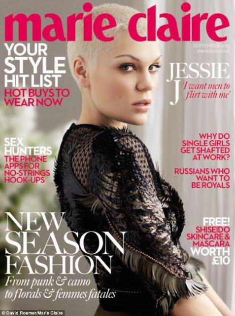 Kreacje Gucci podbiły zeszłoroczne okładki magazynów