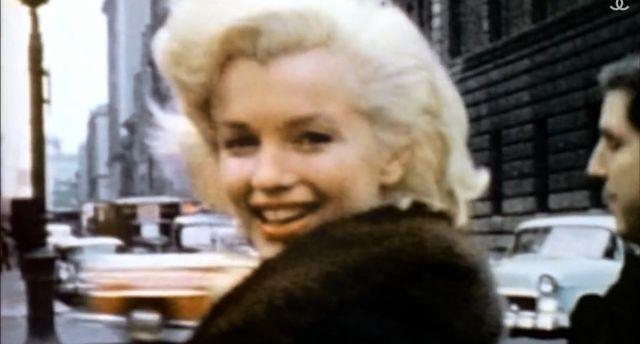 reklama Chanel z Marilyn