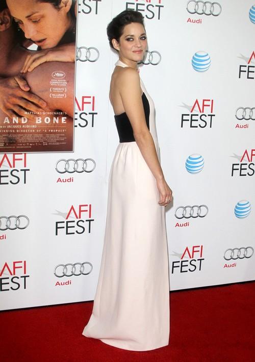 Marion Cotillard w pięknej sukni Christian Dior (FOTO)