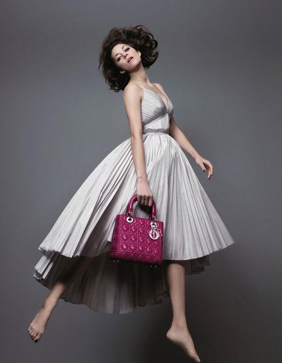 Marion Cotillard dla Lady Dior Spring 2014 - nowe zdjęcia!