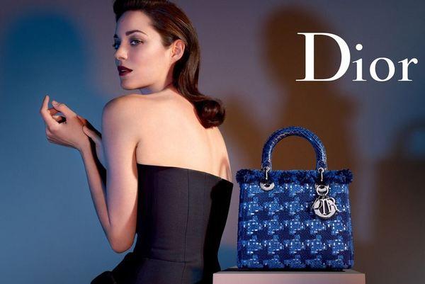 Marion Cotillard raz jeszcze jako Lady Dior